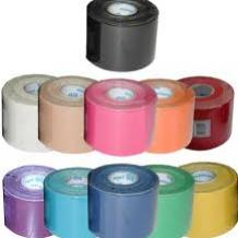 Taping supplies